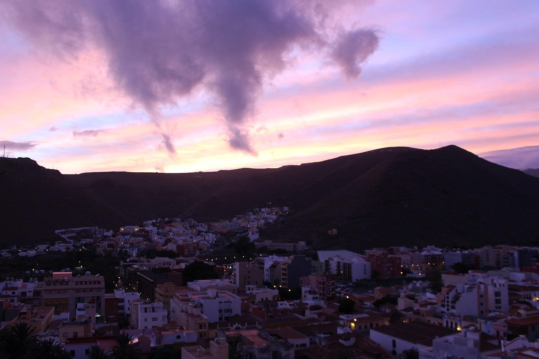 pinky-purple-sky